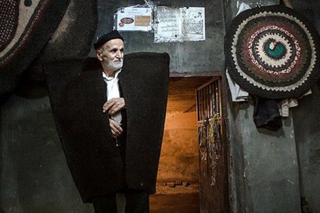 پدر نمدمالی ایران درگذشت/ احداث شهرک نمدمالی درغبار وعدهها گم شد